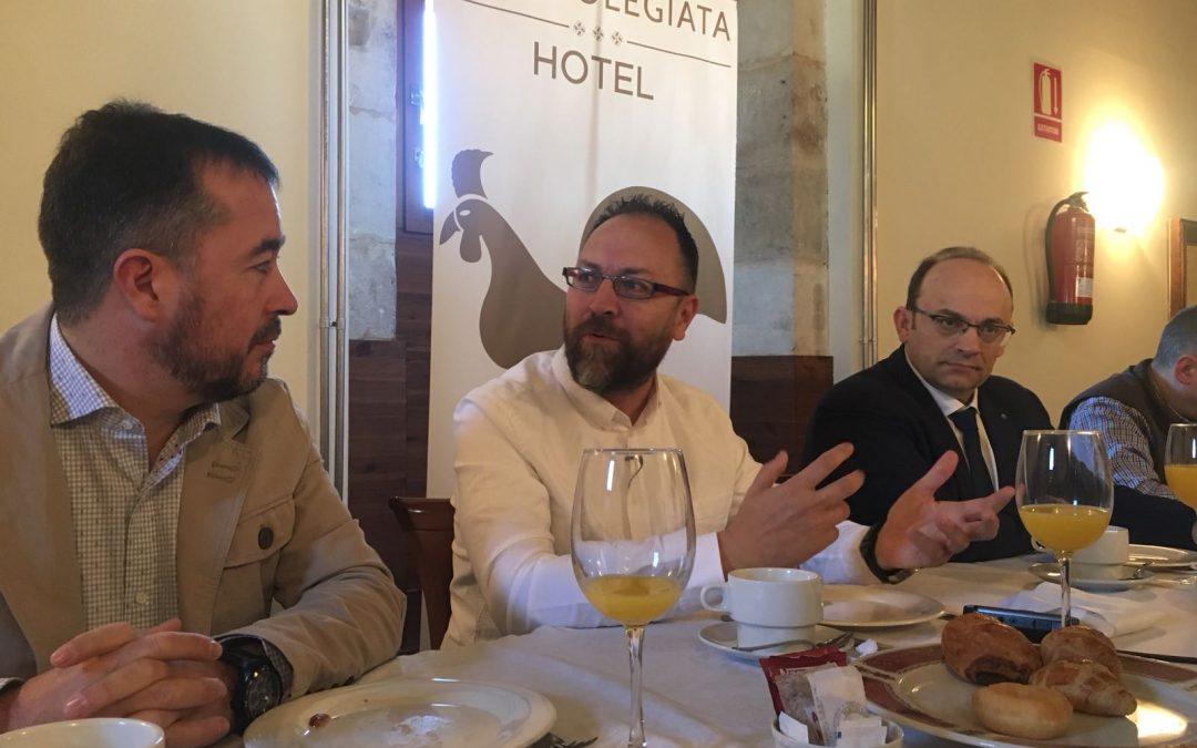Entrevista al presidente y vicepresidente de ALETIC