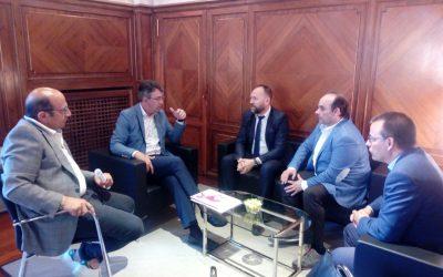 ALETIC y la Diputación de León colaborarán para llevar las nuevas tecnologías a las zonas rurales