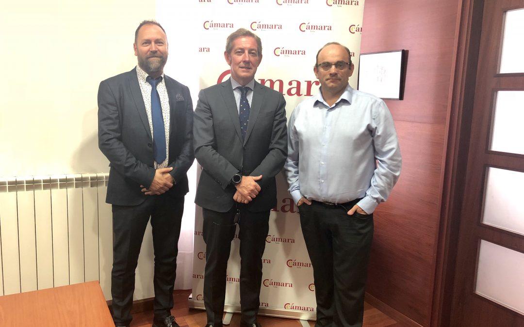 ALETIC y la Cámara de Comercio inician una nueva etapa de colaboración
