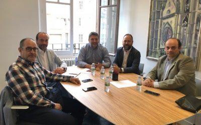 ALETIC y CEL exploran vías de colaboración para potenciar el polo tecnológico de León