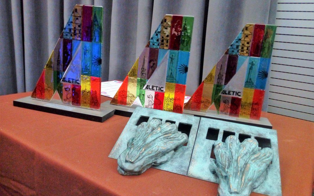 Ganadores de los II Premios Aletic