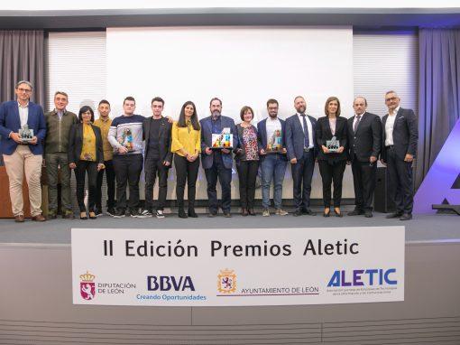 Premios ALETIC 2018