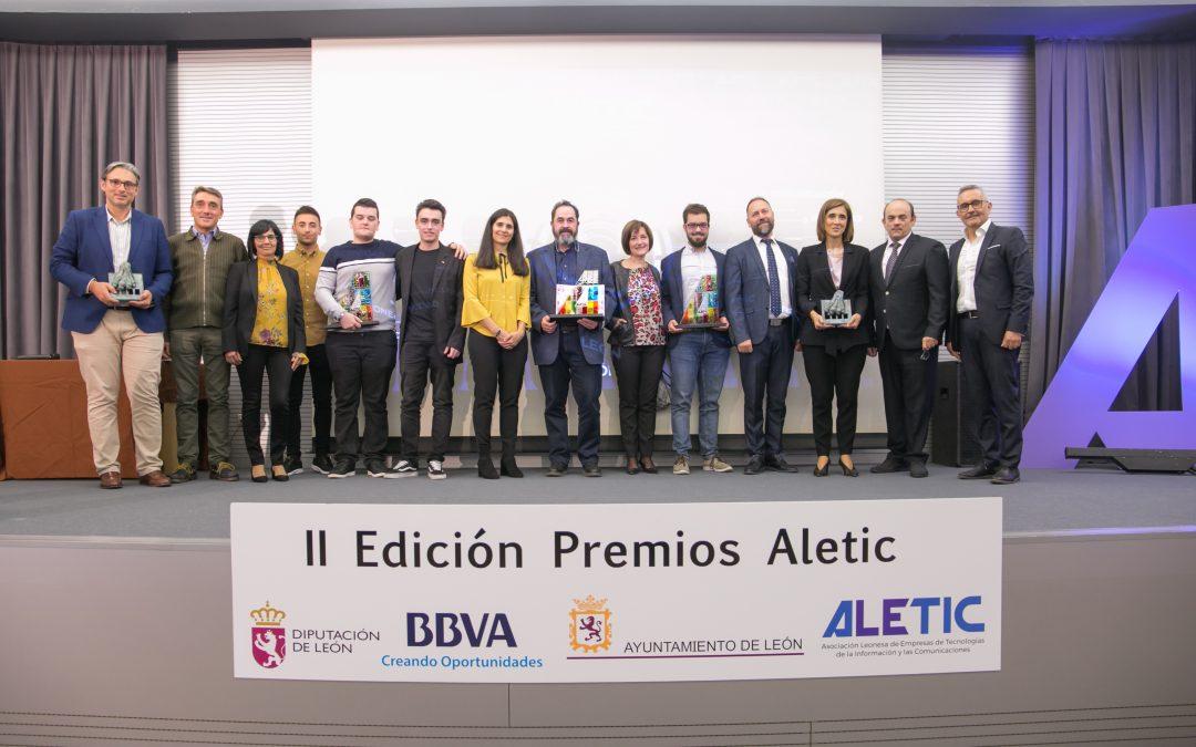 II Edición Premios Aletic