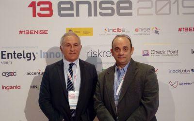 ALETIC asiste al evento sobre ciberseguridad de León 13ENISE