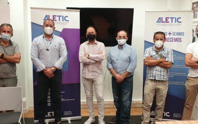 Lucio Fuertes es reelegido como presidente de ALETIC